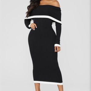 Dresses & Skirts - Comfortable Black Dress